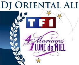4 mariages pour 1 lune de miel TF1 avec DJ Ali