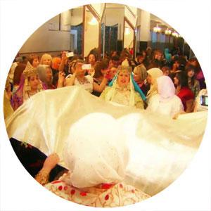 Coutume mariage algérien