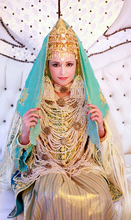 Robe Mariage Marocain